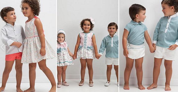ropa de moda infantil