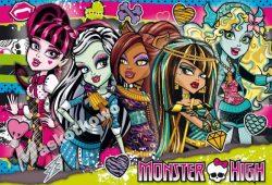 Monster High.Imprimibles gratis.
