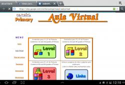 Fantastic primary: página educativa para que nuestros peques aprendan inglés jugando.
