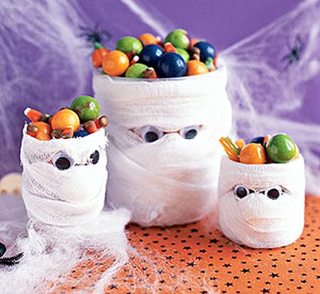 Como hacer una calabaza para halloween ideas para las - Decorar calabazas infantiles ...