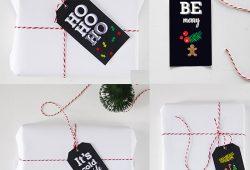 Ayudando a Santa Claus con sus regalos…