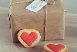 Galletitas para enamorados…puro corazón!