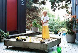 Ideas para un jardín con niños…