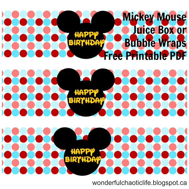 Mickey Mouse Party Invitation Template as great invitation design