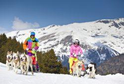 GrandValira, para esquiar con niñ@s.