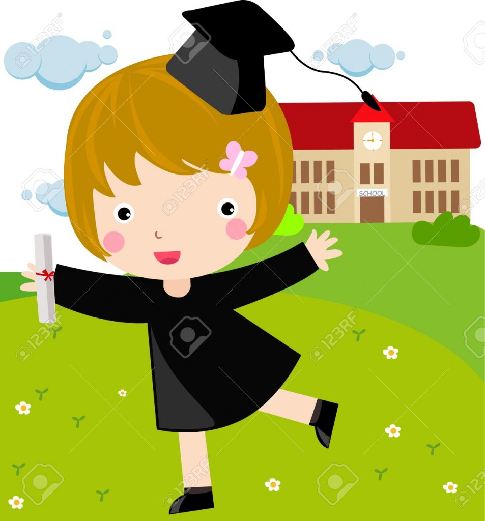 8887585-girl-graduate--Stock-Vector-graduation-girl-student