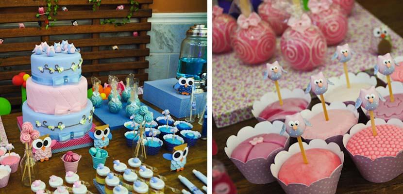 Las mesas dulces más originales