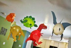 Decoración para fiesta de Cumpleaños – Dino Party