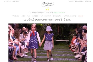 Marca de Ropa Infantil Bonpoint