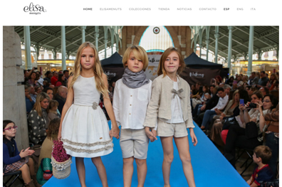Marca Ropa Infantil - Elisa Menuts