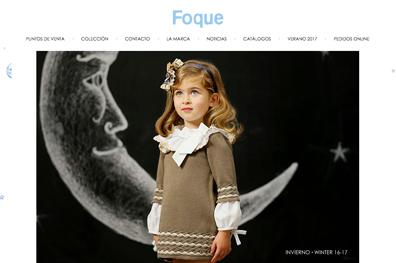 Marca Ropa Infantil - Foque