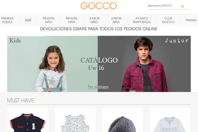1e15713bc Marcas de ropa infantil - Ideas para Mama