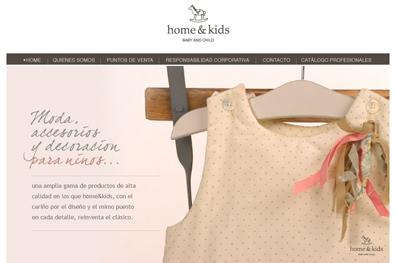 Marca Ropa Infantil - Home&kids