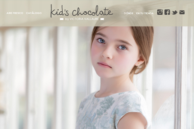 Marca Ropa Infantil - Kid's Chocolate