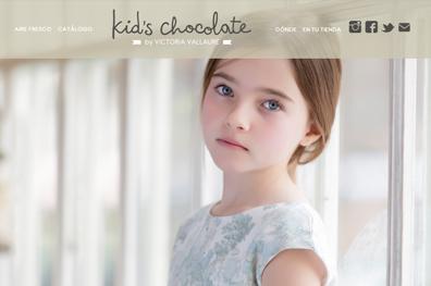 Marca Ropa Infantil - Kid's Chocolate
