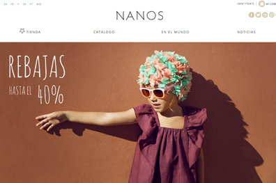 Marca Ropa Infantil Nanos