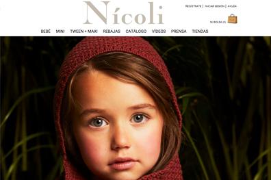 Marca Ropa Infantil Nicoli