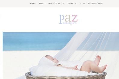 Marca Infantil Paz Rodriguez
