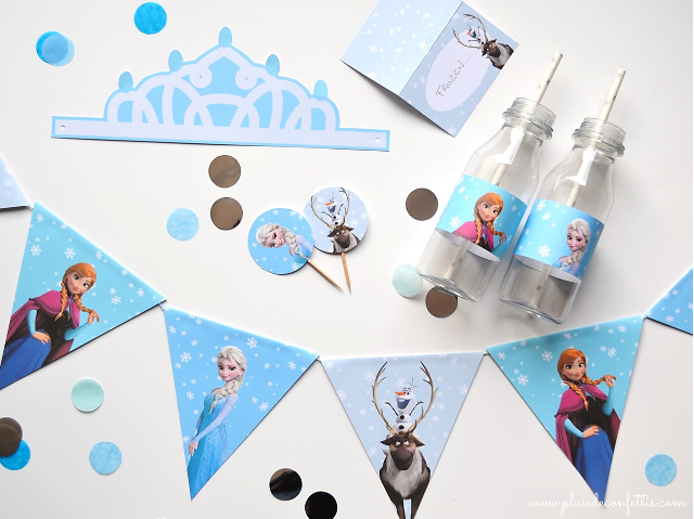 Imprimibles gratis frozen ideas para mama for Ideas para mama