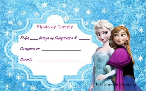Imprimibles Gratis Frozen Ideas Para Mama