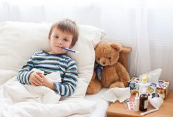 Mantén a raya las enfermedades de tus hijos