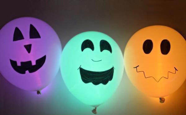 Globos de luz led