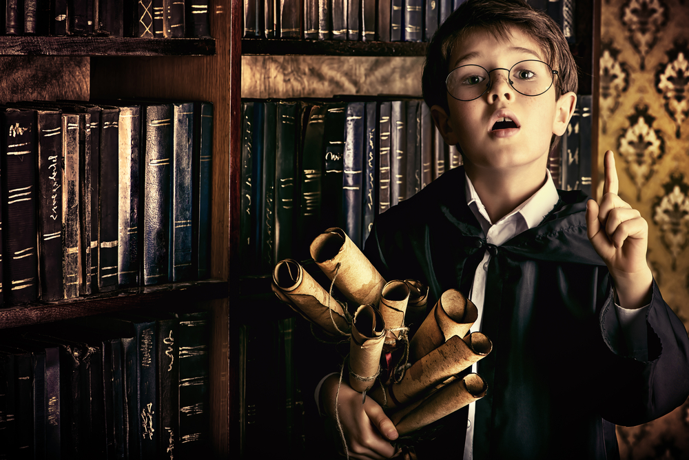 Ideas para una fiesta Infantil temática Harry Potter
