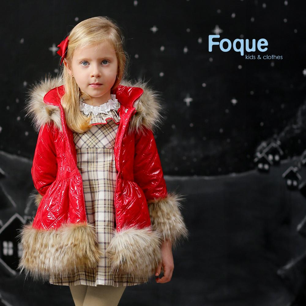 Impermeable moda infantil