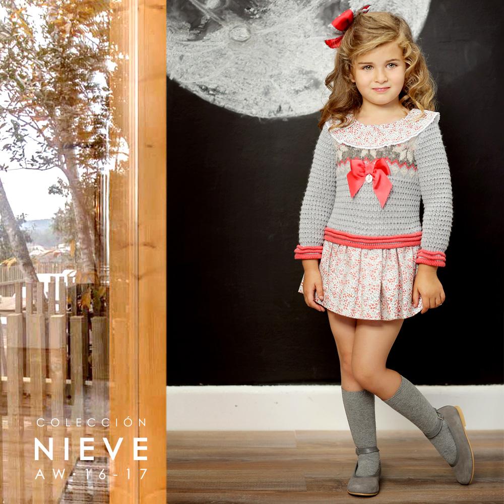 Colección Nieve - Moda Infantil