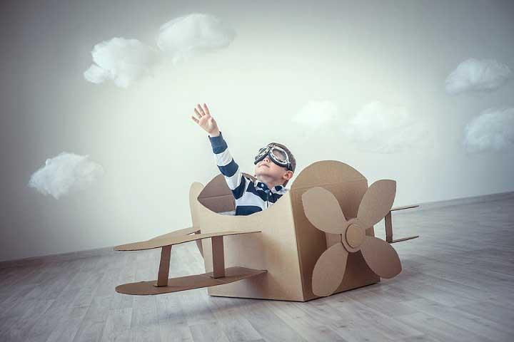 Juguetes caseros para desarrollar la creatividad y motricidad