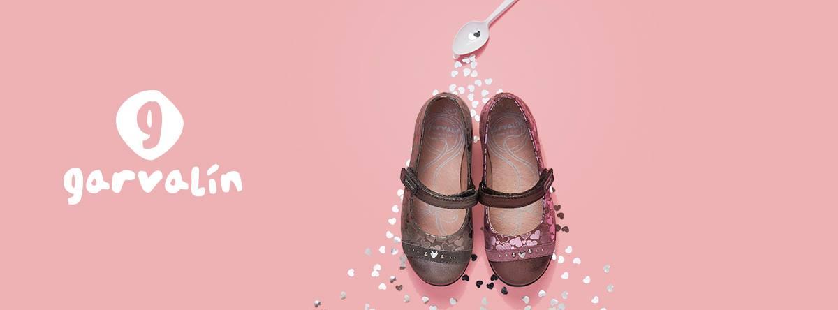 Zapatos niña Garvalín