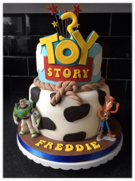 Decoración Fiesta Temática De Toy Story Fiestas Infantiles