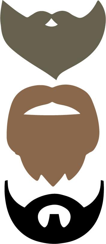 Imprimibles gratis Barbas