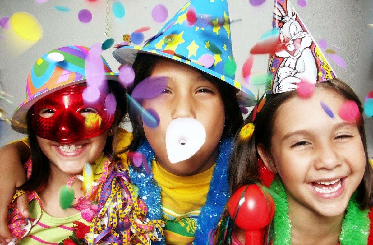 Un carnaval de locura con los mejores disfraces infantiles