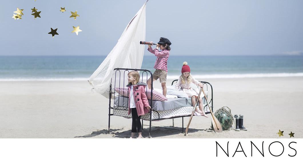 Nanos – Una marca infantil clásica y dulce al mismo tiempo