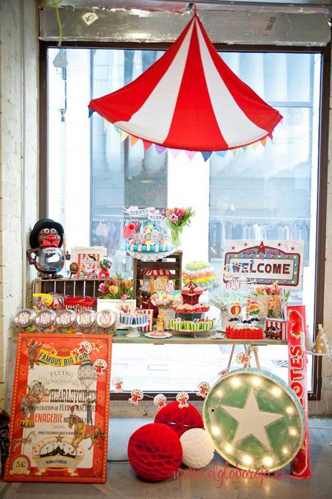 Mesas dulces originales