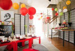 Fiesta temática estilo Japonés – Ideas para fiestas