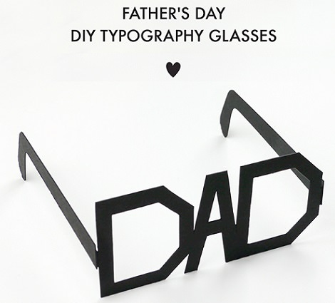 Imprimibles gafas