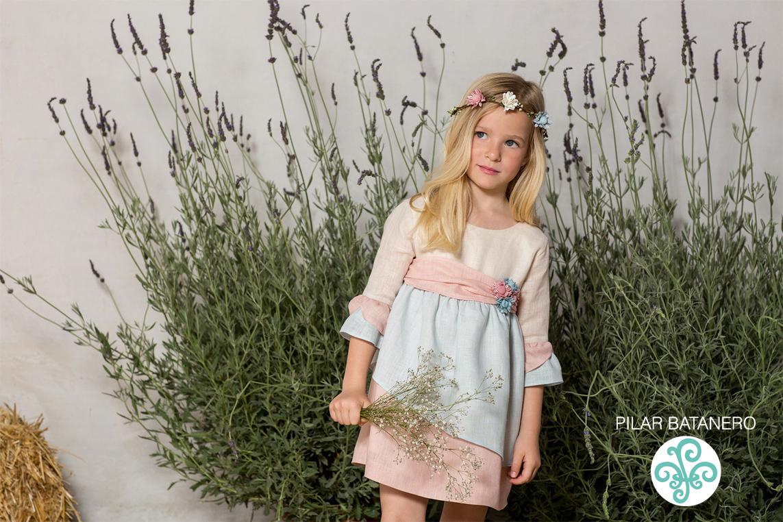 Pilar Batanero sinónimo de diseño y  elegancia en moda infantil