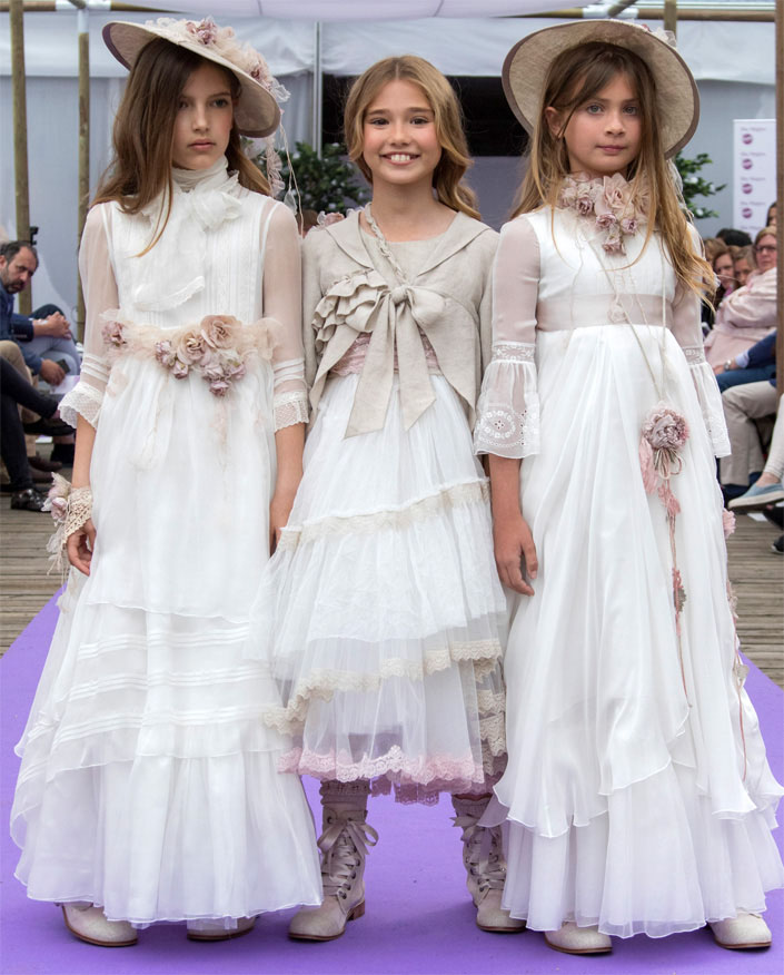 Moda Infantil - Hortensia Maeso