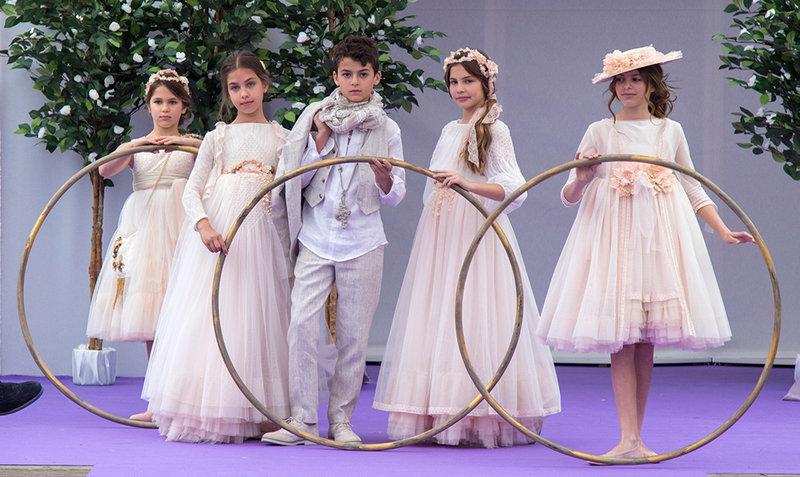 Moda Infantil - Rubio Kids