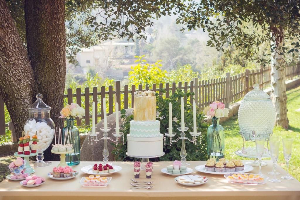 Ideas originales para organizar mesas dulces – Ideas para fiestas