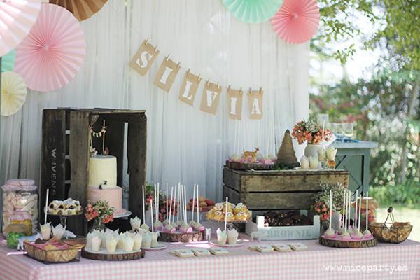 Ideas originales para organizar mesas dulces ideas para - Ideas para mesas dulces de comunion ...