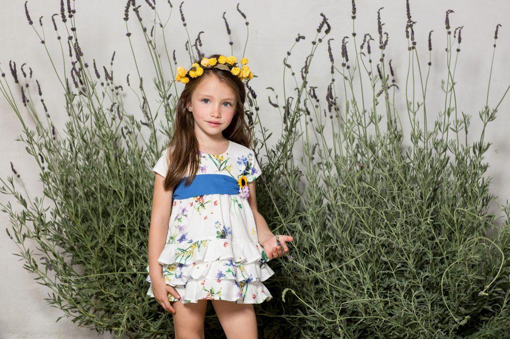 marca ropa infantil Pilar Batanero