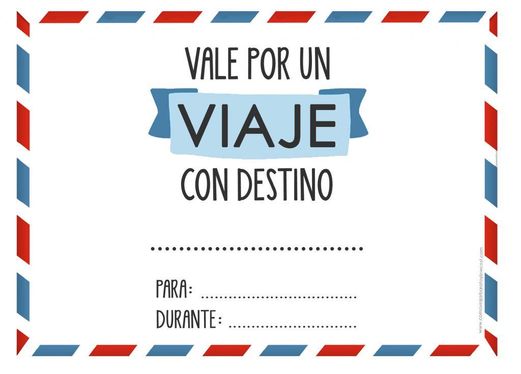 Imprimible Vale
