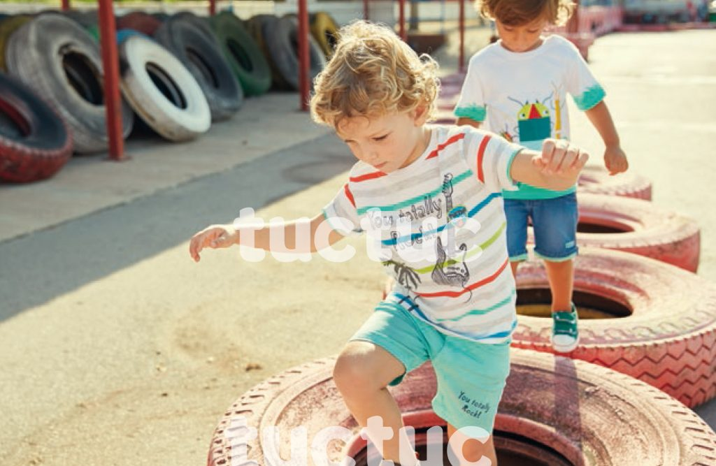 moda infantil niños