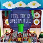 Fiesta infantil temática Super Mario Bros – Ideas para Fiestas