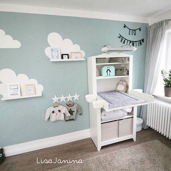 Comodidad en habitación del bebé