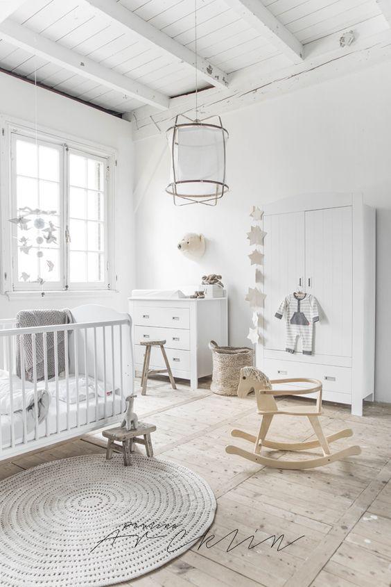 estilo habitaciones de bebé