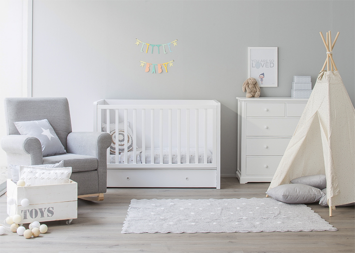 Consejos para decorar la habitaci n del futuro beb - Ideas para habitacion de bebe ...